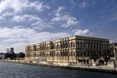 Ciragan palace hotel Stock Image