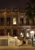 Ciragan palace hotel Bosphorus Istanbul Turkey Royalty Free Stock Photos