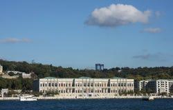 Ciragan Palace, Istanbul. Royalty Free Stock Photo