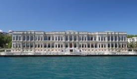 Ciragan Palace in Istanbul City, Turkey Royalty Free Stock Photos
