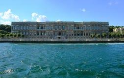 Ciragan Palace, Istanbul Stock Image
