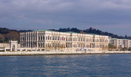 Ciragan Palace, Istanbul, Turkey Stock Photo
