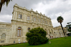 Ciragan Palace Royalty Free Stock Photo