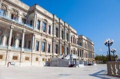 Ciragan Palace, Istanbul Royalty Free Stock Image