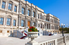 Ciragan Palace, Istanbul Royalty Free Stock Photos