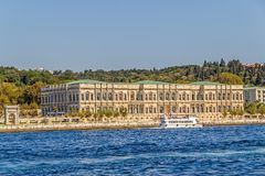 Ciragan Palace Kempinski Hotel Royalty Free Stock Photography