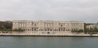 ciragan slott Royaltyfri Fotografi