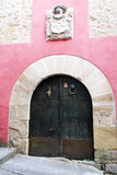 Cirauqui gate Stock Image