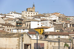 Cirauqui Zirauki town, Navarra, Spain Stock Image