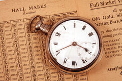 Circa 1795 watch Stock Photo