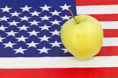 Circa formazione in America Fotografie Stock Libere da Diritti