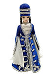 Circassian Doll Stock Image