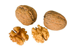 Circassian walnuts Stock Photography