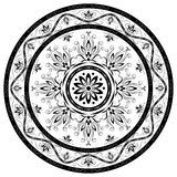 Circle. Symbol circle, vector illustration. EPS8, all parts closed, possibility to edit Royalty Free Stock Photo