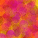 Circle Background. Circle abstract pattern; colorful holiday background Royalty Free Stock Photos