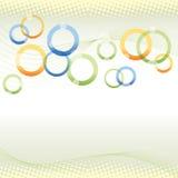 Circle Background Royalty Free Stock Image