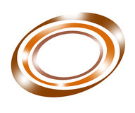 Circle background. Beautiful background with colourful multi circles Stock Images