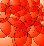Circle Background. This is a circle abstract Royalty Free Stock Photo