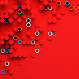Circle background Royalty Free Stock Photos