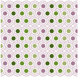 Circle background pattern Stock Photography
