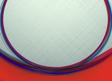 Circle background vector illustration