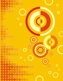 Circle background series Royalty Free Stock Images