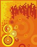Circle background series Stock Photos