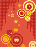 Circle background series Stock Photo