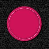 Circle banner vector illustration background Stock Photo