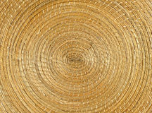 Circle basketry pattern texture for background Royalty Free Stock Photos