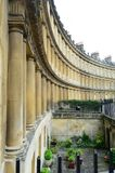 The circle in Bath Somerset Royalty Free Stock Photography