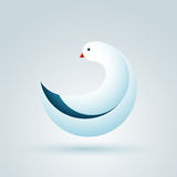 Circle Bird Royalty Free Stock Photo