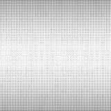 Circle  black and white halftone dots texture background for abstract pattern and graphic design.  Stock Photos