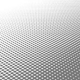 Circle  black and white halftone dots texture background for abstract pattern and graphic design.  Royalty Free Stock Image