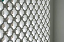 Circle block wall pattern Stock Photography