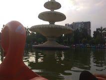Shukhadiya Circle Udaipur royalty free stock photos