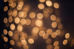 Circle bokeh background Royalty Free Stock Image