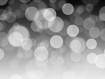 Circle bokeh gradient Royalty Free Stock Photography