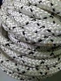 Skein rope close up stock photography