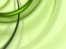 Circle color green. Other fractals also available royalty free illustration