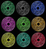 Circle colors Stock Image