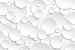 Circle design decor abstract background. Stock Photo