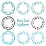Circle design element Royalty Free Stock Photo