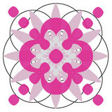 Circle designe Stock Images