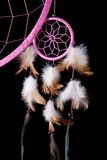 Circle of dream catcher Royalty Free Stock Image