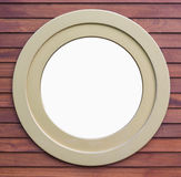Circle frame Royalty Free Stock Photos