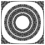 Circle frames Royalty Free Stock Image