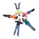 Circle of friends Royalty Free Stock Image