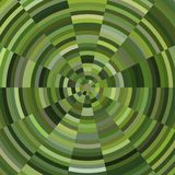 Circle green abstract background Royalty Free Stock Photo