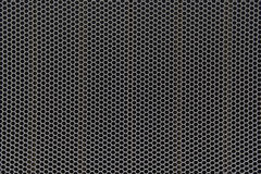 Circle grid seamless pattern with small cell. royalty free stock images